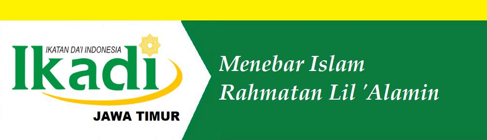 Website Ikadi Jawa Timur